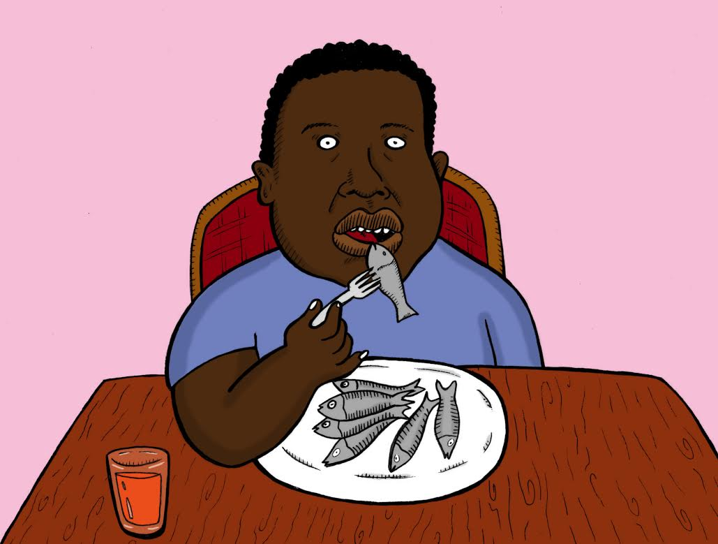 Eating with Notorious B.I.G. part 1