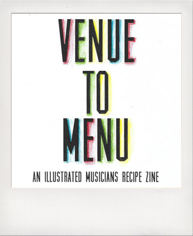 Venue To Menu