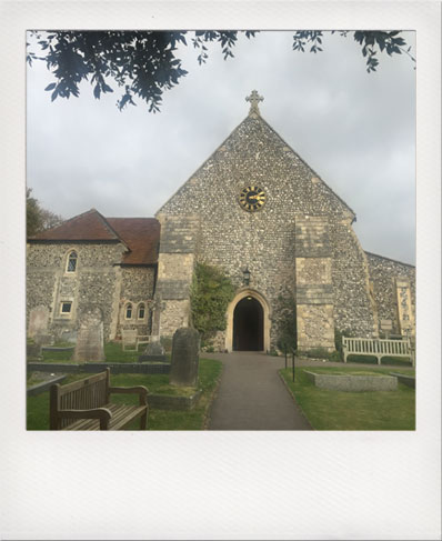From Glendale to Rottingdean: The Rudyard Kipling Church