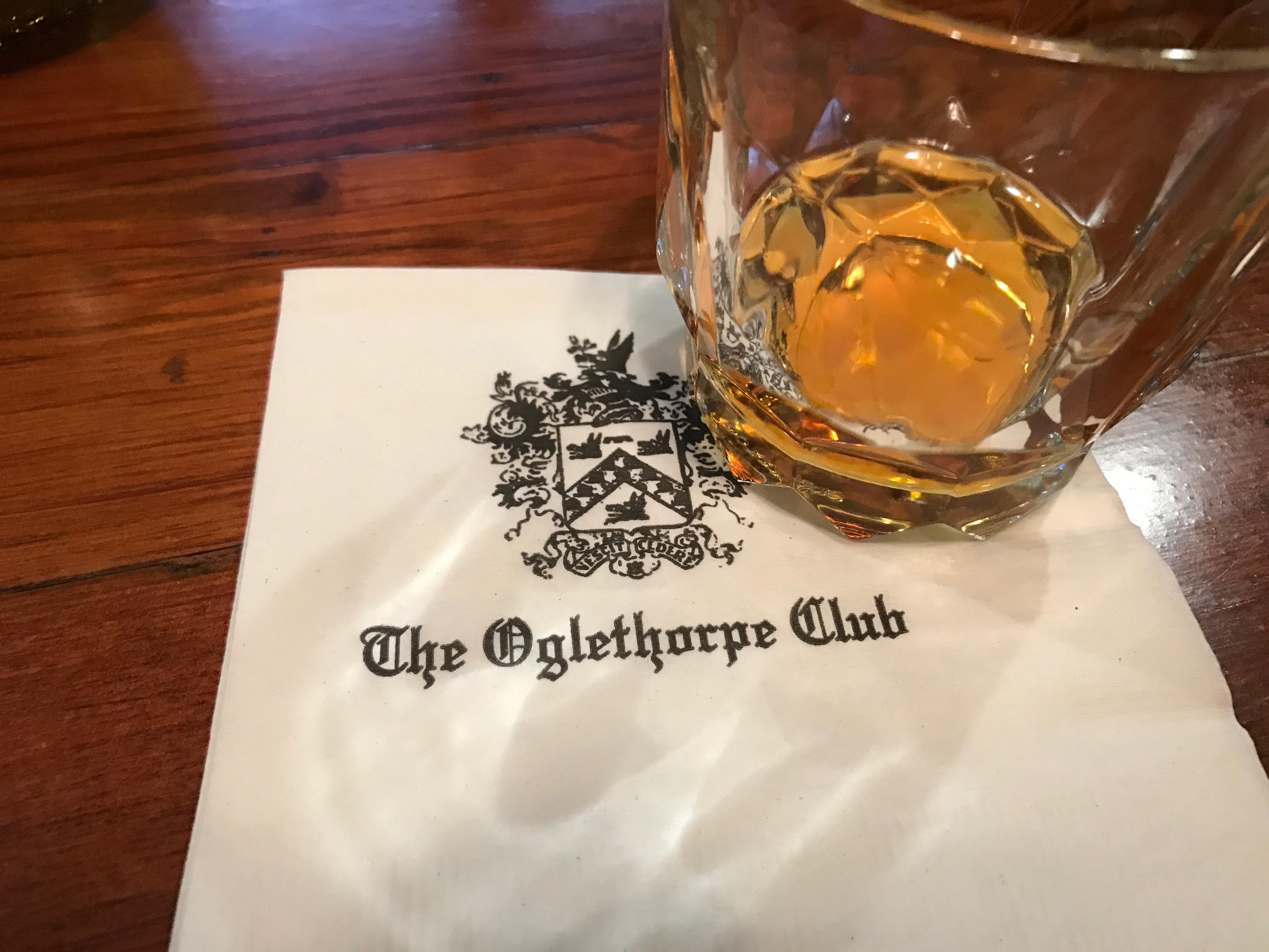 The Oglethorpe Club