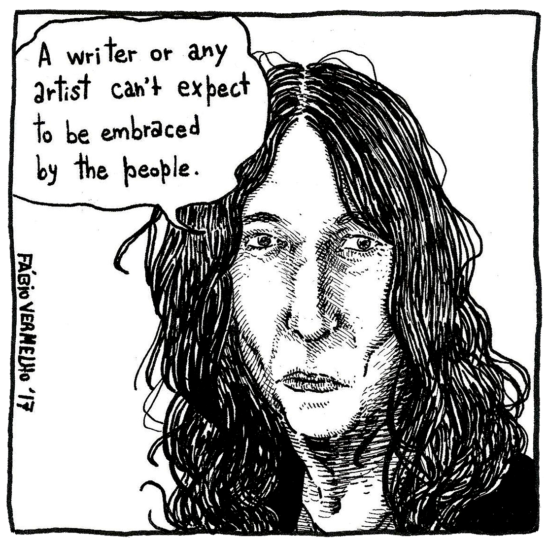 Patti Smith's Advice To The Young